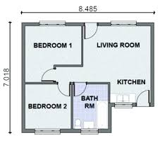 Two Bedroom House Designs 2 Bedroom Modern House 2 Bedroom Modern House Plan Pics 2 Bedroom