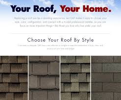 gaf roofing shingles styles u0026 colors