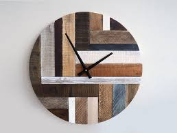 Best 25 Large Wall Clocks Best 25 Rustic Wall Clocks Ideas On Pinterest Wall Clocks Best