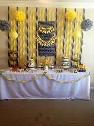 mommy to bee baby shower bumble bee theme shower baby shower