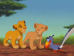 lion king simba nala happy moviepilot