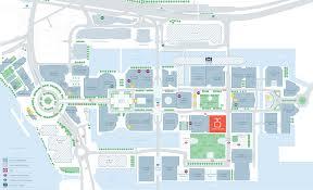 3m Center Map 25 Canada Square Canary Wharf London