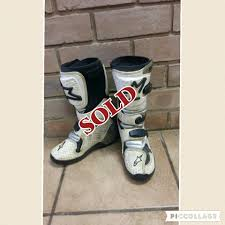 used motocross boots size 12 kitted out second hand mx u0026 bmx kit home facebook
