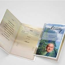 make a funeral program how to make a funeral program on a mac funeral program template