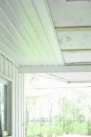 Outdoor Beadboard Ceiling Panels - best 25 porch ceiling ideas on pinterest sun blocking curtains