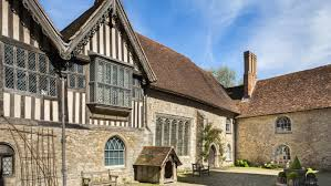 visit the house at ightham mote national trust