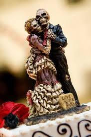 skeleton cake topper stories and photos from a variety of weddings neatorama