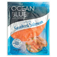 where can i buy smoked salmon buy blue smoked salmon slices 180g online at countdown co nz