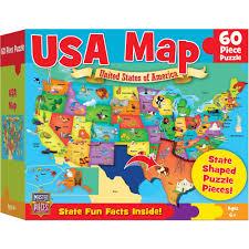usa map puzzle walmart maps of usa