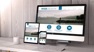 design home page using bootstrap home design