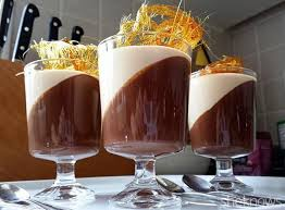 panna cotta hervé cuisine chocolate gelee and caramel panna cotta verrine