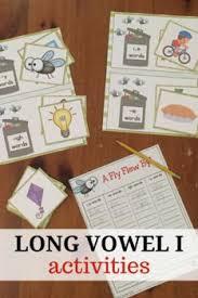 vowel activities letter y