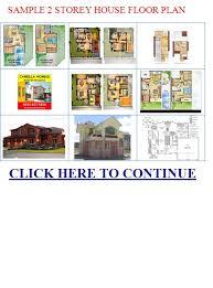 Sample House Floor Plans Sample 2 Storey House Floor Plan Rubber Plank Flooring Vu