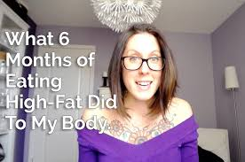 what 6 months of eating keto did to my body youtube