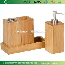 Bamboo Bathroom Accessories by China Bamboo Bathroom Accessories China Bamboo Bathroom