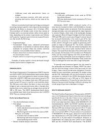 chapter eight organization specific criteria for bridges