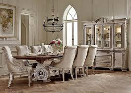 appealing antique white dining table set amb furniture design
