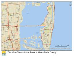 Miami Area Map by Gov Scott Doh Expands Area Of Local Zika Transmission In Miami