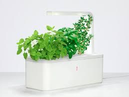 click u0026 grow smart herb garden indoor gardening made easy