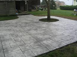 Concrete Paver Patio Designs by Patios Design Concrete Corp