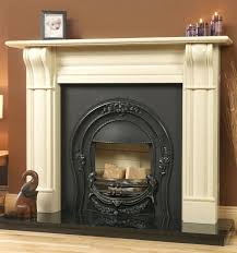 stone fireplace tile hearth putting over stacked panels lime