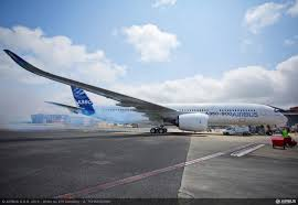 roll royce bangalore airbus powers up rolls royce engines on the first a350 xwb