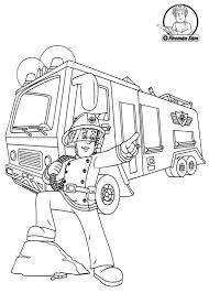 fireman sam coloring pages coloringsuite