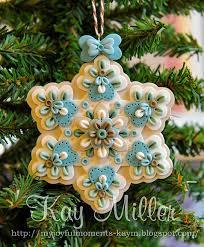 my joyful moments polymer clay ornaments