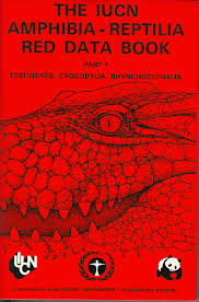 historical iucn red data books and red lists