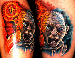 20 of the world u0027s coolest and geekiest lord of the rings tattoos