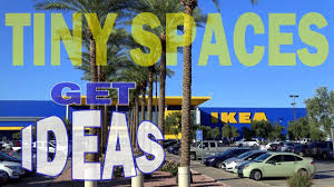ikea ideas for small spaces tiny house cabins rv living