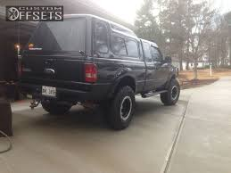 2008 ford ranger lifted 2008 ford ranger alloy ion style 174 suspension lift 4in
