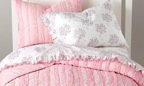 Pink Bedding Sets Best 25 Pink And Grey Bedding Ideas Only On Pinterest Grey Inside