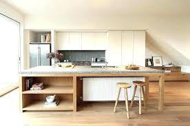 petit ilot central cuisine cuisine ilot central argileo