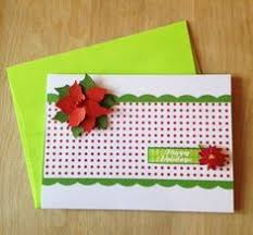 images of homeade christmas cards card making day blog tour