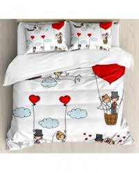 Funny Duvet Sets Funny Tapestry Newlyweds Caricature Printed Wall Hanging