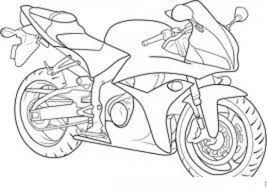 motorcycle coloring pages 13 coloring kids