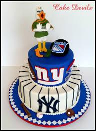 ny giants cake u2026 pinteres u2026