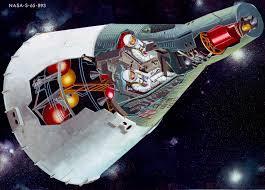 50 years ago today the launch of gemini 2 drew ex machina