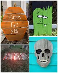 best 25 pallet halloween decorations ideas on pinterest diy