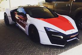 lykan hypersport price the abu dhabi police now own a lykan hypersport