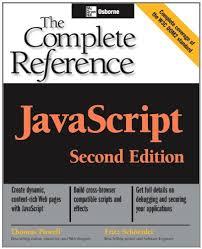 javascript tutorial pdf pdf javascript the complete reference second edition free