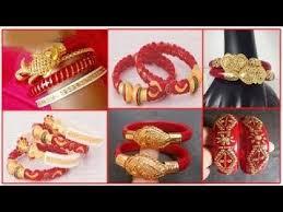 shakha pola bangles shankha pola bangles designs collection 2017 senco gold