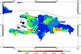 Haiti Map John Elliott U0027s Research