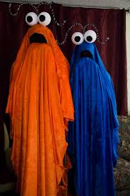 my wife u0027s hand made costumes sesame street u0027s martians yip yip