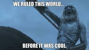 White Walker Meme - white walkers vs joffrey i need to see that by nudjisquy meme