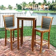 Patio Chairs Bar Height Bar Height Patio Table And Chairs Bar Height Outdoor Table House