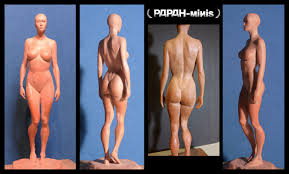 Images Female Anatomy Female Anatomy Figure 1f Wip3 24cm By Papah Minis On Deviantart