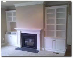 love the space for the tv that is not over the fireplace tv