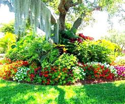 Flower Garden Ideas Backyard Flower Bed Design Large Size Of Garden Plants Ideas